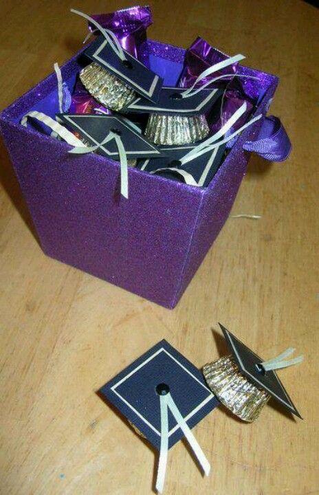 Reese's graduation gift