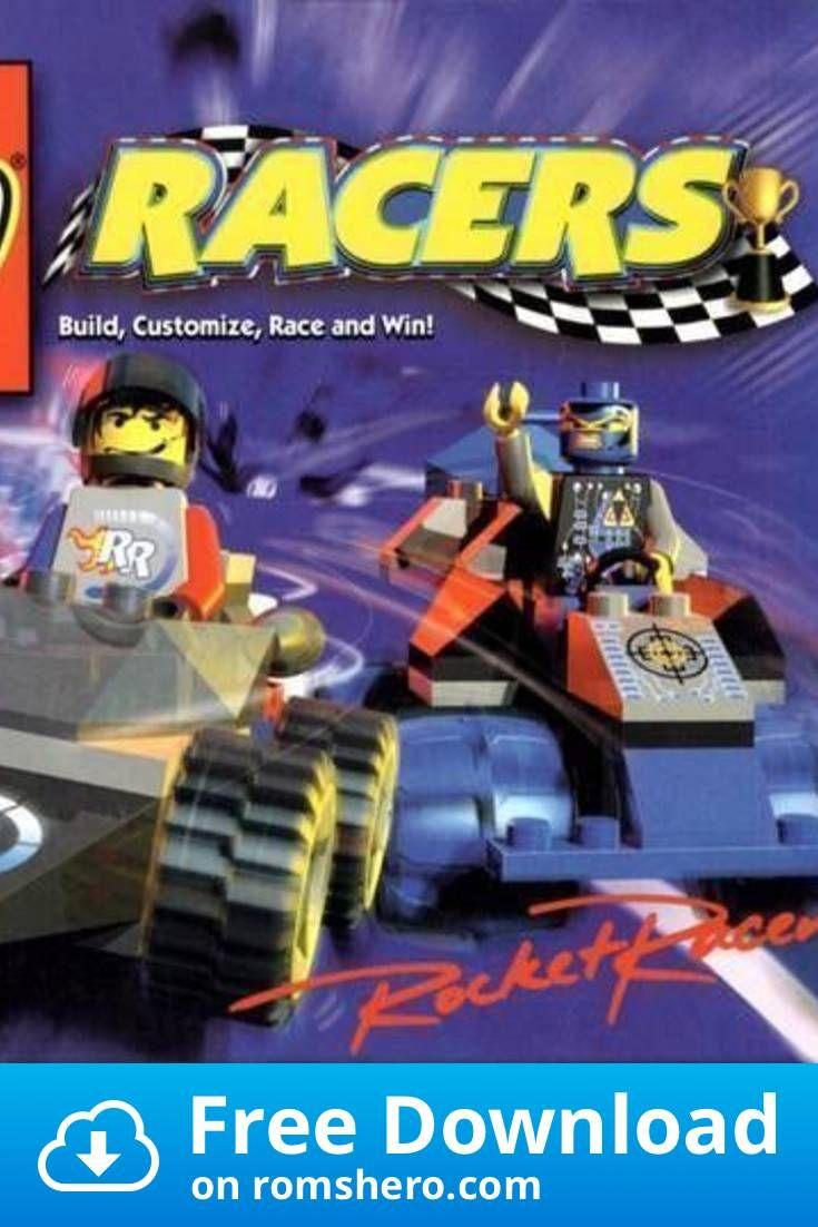 Download Lego Racers Nintendo 64 N64 Rom Lego Racers