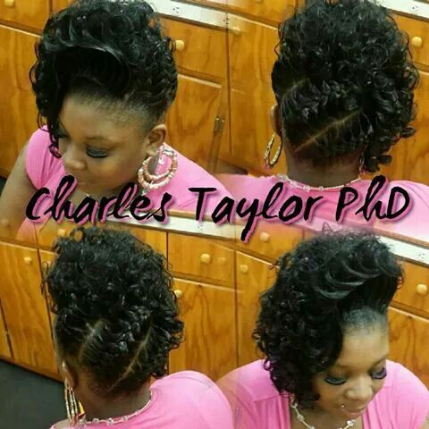 97 best flawless hair buns updos images on pinterest permed hairstyles child hairstyles nice hairstyles braided hairstyles natural hairstyles wedding hairstyles hairstyle ideas african american updo pmusecretfo Gallery