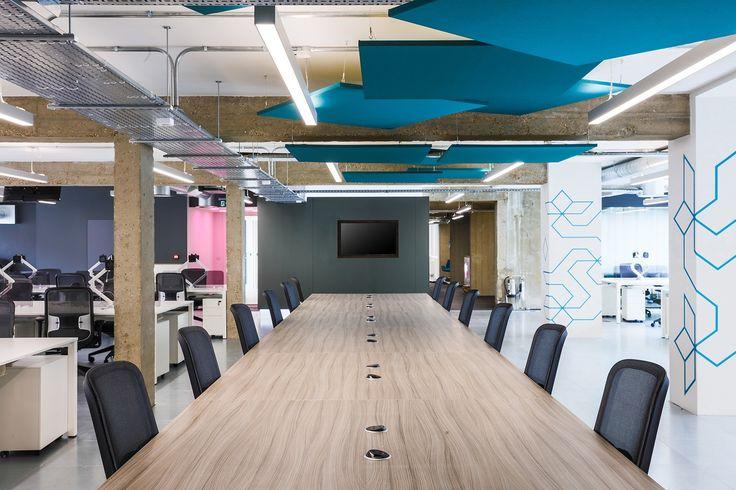 Inside All Response Media's Minimalist London Office - Officelovin'