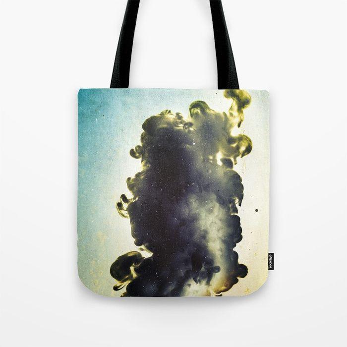 Liquid harmony II Tote Bag by happymelvin