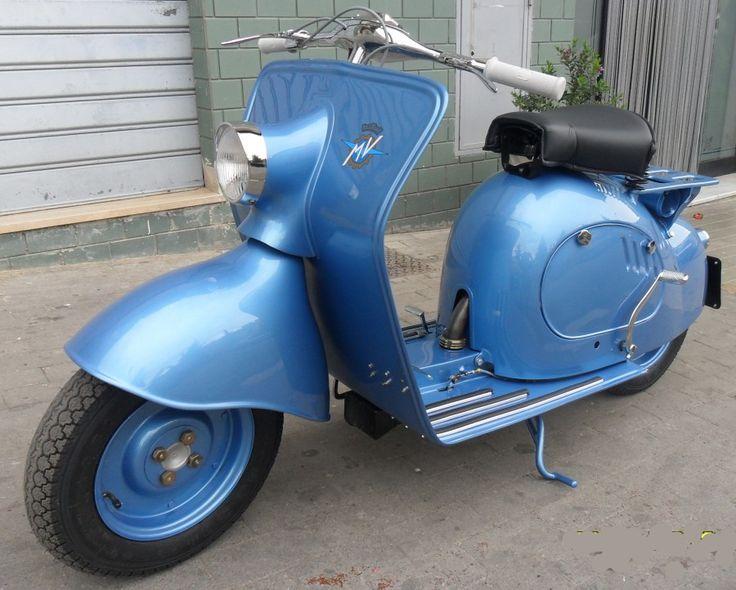 Mv Augusta Scooter 125 B