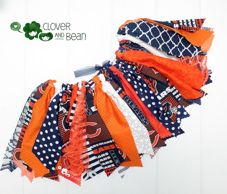 Chicago Bears Tutu  - Bears Tutu - Chicago Bears Skirt - Chicago Bears Girl - Chicago Bears Toddler - Chicago Bears Baby by cloverandbeantutus on Etsy https://www.etsy.com/listing/257073914/chicago-bears-tutu-bears-tutu-chicago