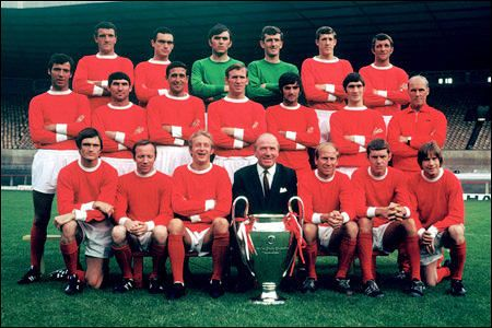 Busby babes manchester united