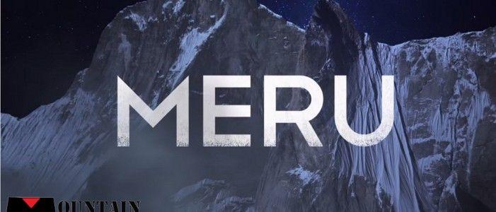 Meru, il film documentario sulla parete NO del Meru (6310), Himalaya