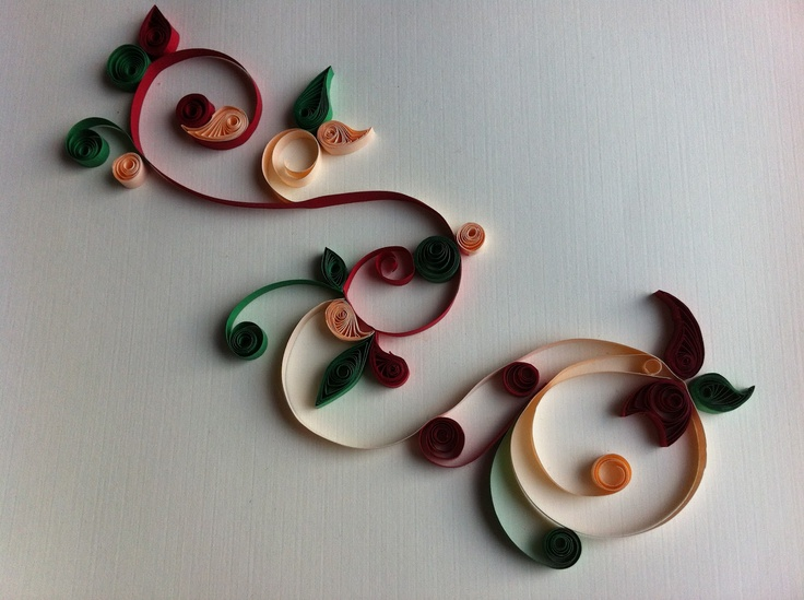 The little things ~ Quilling
