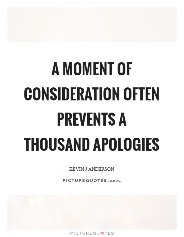 Consideration Quotes & Sayings | Consideration Picture Quotes