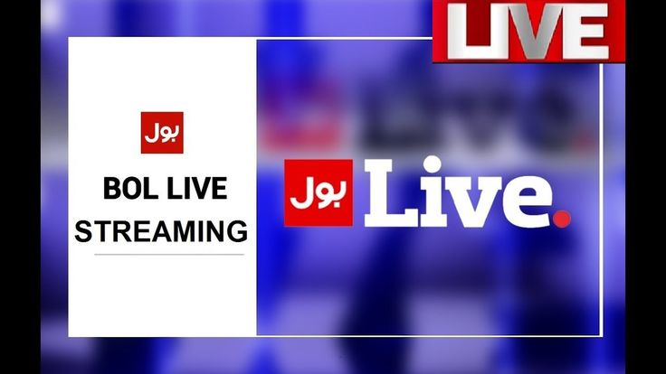 BOL TV Live - Pakistan No. 1 News Channel