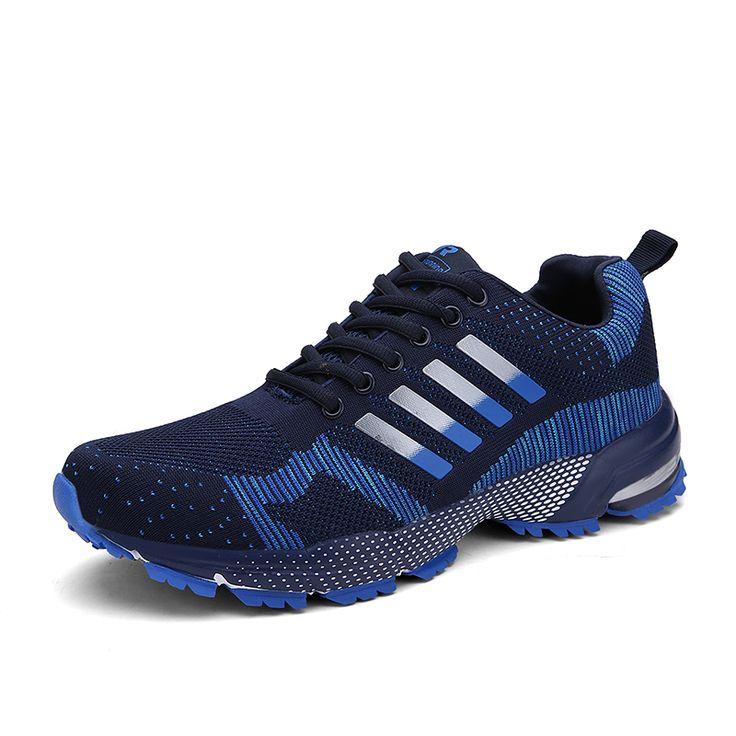 2017 Любителей мужчины женщины кроссовки стиль бег на открытом воздухе взрослых удобный легкий вес кроссовки для женщин воздуха mesh дыхание купить на AliExpress