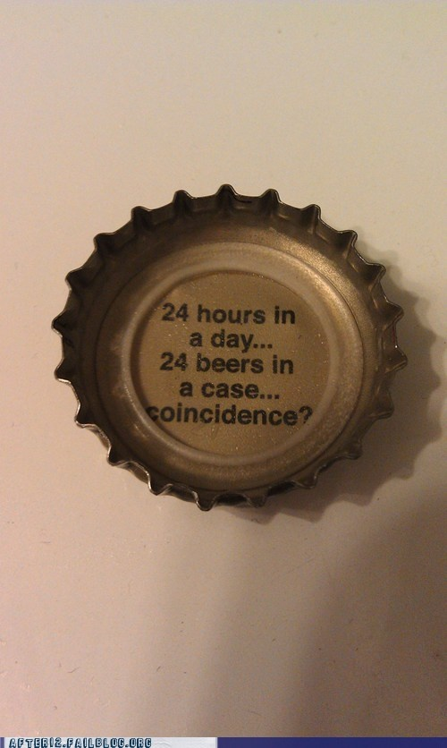 coincidence? i think notBeer Cap, Quote, Adult Beverages, Mom Sayings, Funny Picdump, Coincidence, Drinks, Magic Hats, 30 Photos