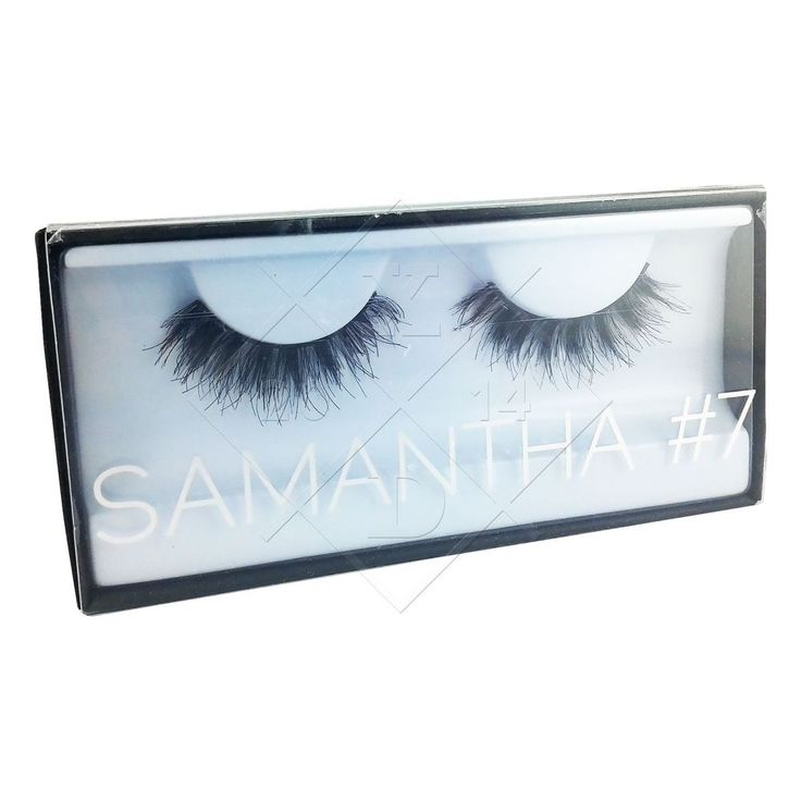 HUDA BEAUTY False Eyelashes #7 SAMANTHA BRAND NEW & BOXED * AUTHENTIC UK…