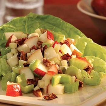 Weight Watchers Crunchy Pear And Celery Salad Recipe – 5 Points