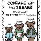 Use this mini pack to practice working with adjectives that compare in a variety of ways...  Sort the word cards into 3 piles: -Adjectives -Compara...