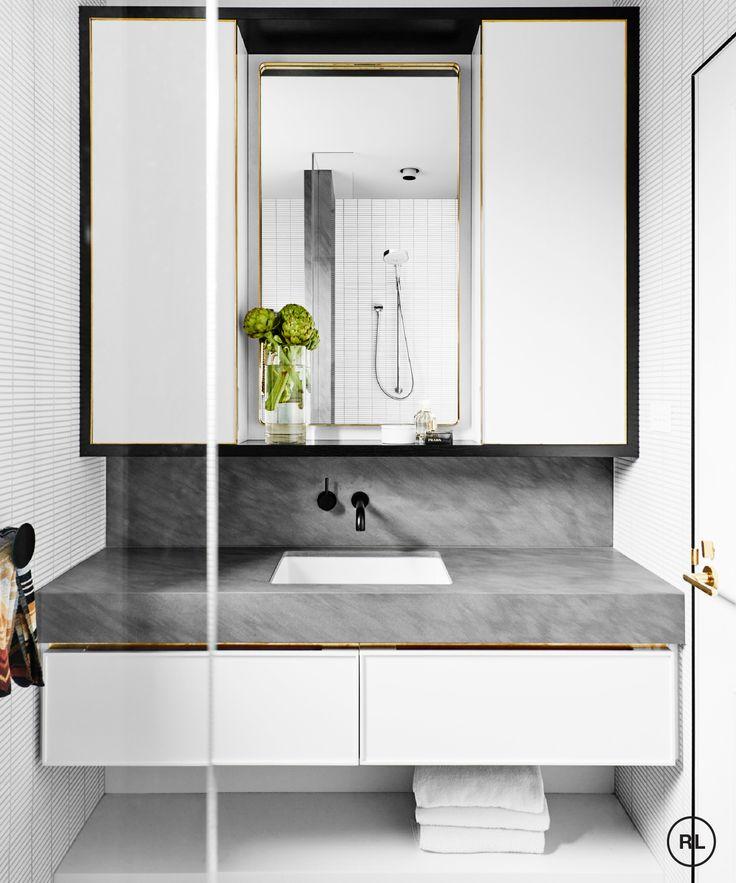 David Flack is Flack Studio, a  Melbourne-based interior architecture and design practice | Photographybrooke holm & marsha golemac (bathroom)