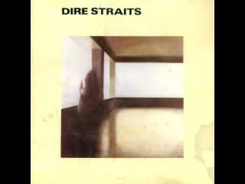 Dire Straits - Six Blade Knife + lyrics