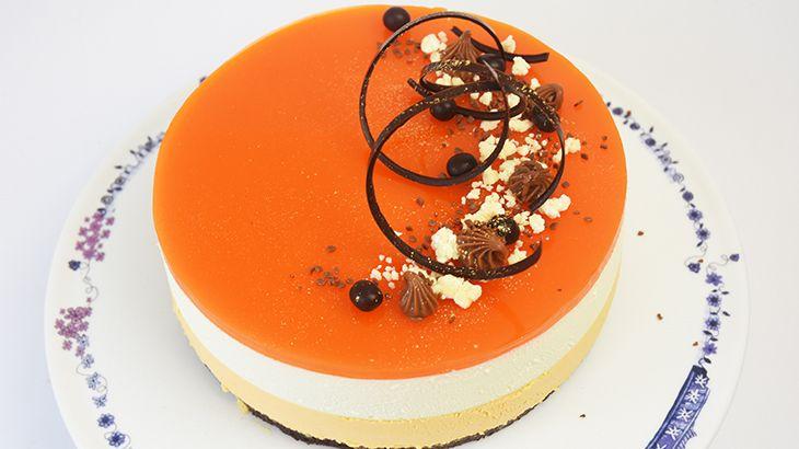 cheesecake med havtorn - tantestrejf.dk