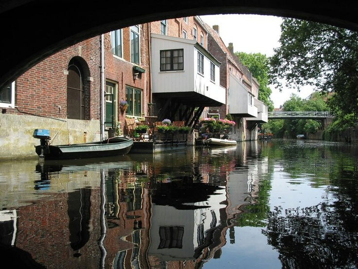 Hanging Kitchens..Appingedam The Netherlands