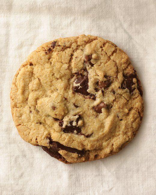 Az igazi amerikai csokis keksz receptje, az olvadt csokidarabkák mennyeiek benne!