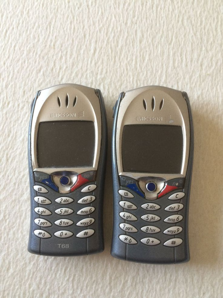 16 best my mobile phone history images on pinterest mobile phones lot of 2 ericsson t68 grayunlocked gsm super rare collectible fandeluxe Gallery