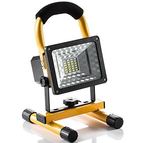 Oferta: 29.99€ Dto: -45%. Comprar Ofertas de Foco LED Proyector, Lámpara Camping 15W, Foco LED Reflector para Trabajo Exterior, Lámpara Proyector LED, Luz Portátil para T barato. ¡Mira las ofertas!