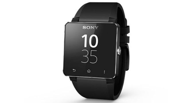 Sony Smartwatch 2 SW2: For Android fans who want to sync their lifestyle habits on a smart device. Price: $354.95