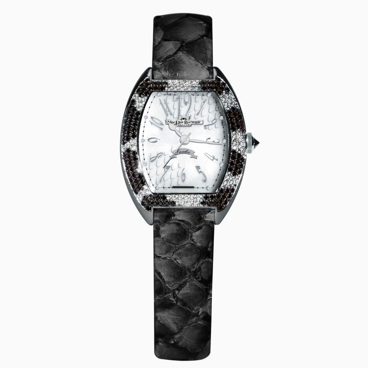 Snake 13150 woman Watches Van der Bauwede N.2