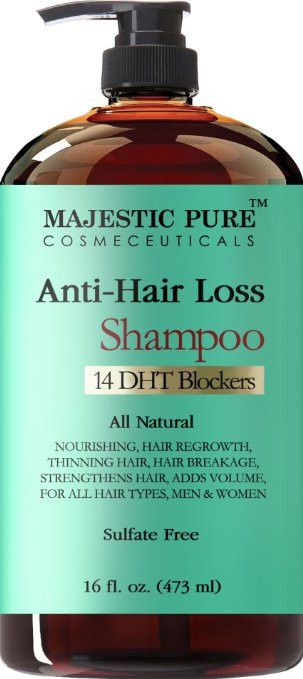 Anti Hair Loss and Hair Regrowth Shampoo www.amazon.com/shops/Rejawece