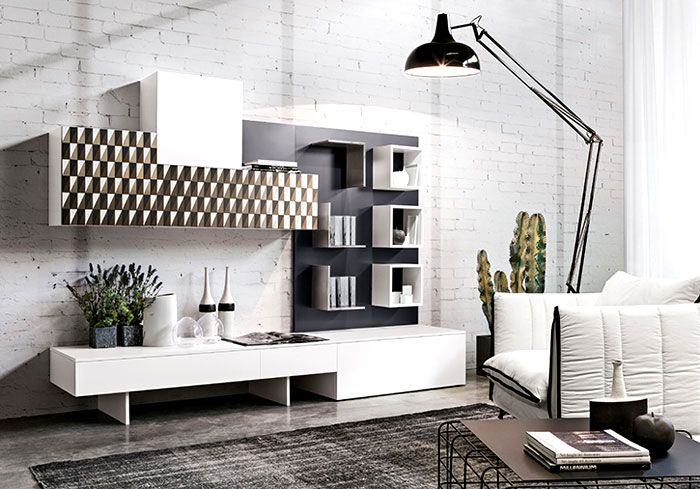 Wall Panel System Magnetika by Ronda Design