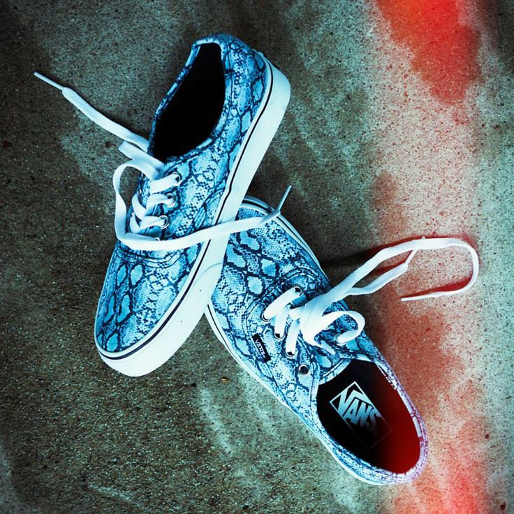 Authentic #vans #awlab
