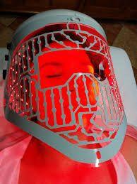 Resultado de imagen para mascara de led para estetica