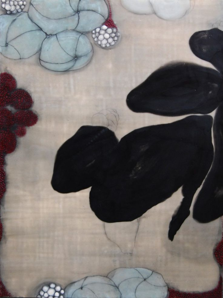 Intro to Encaustic Painting by Stephanie Hargrave | #CarlaSonheim