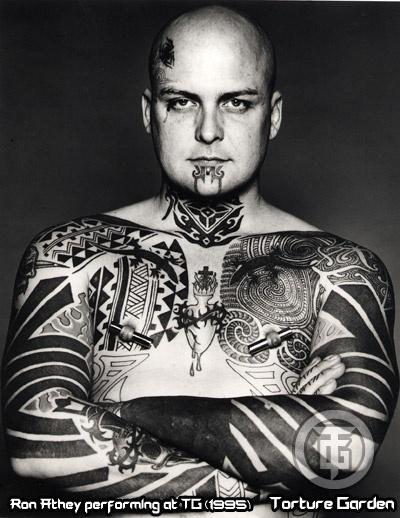 Ron athey solar anus tattoo-9971
