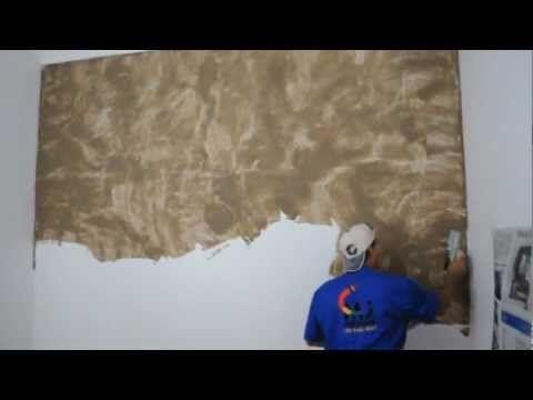 Efeito Mármore Suvinil - MJ Pinturas - YouTube