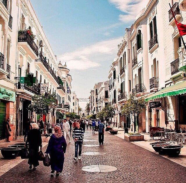 Maroc ville de Tetouan Morocco Tetouan city المغرب تطوان