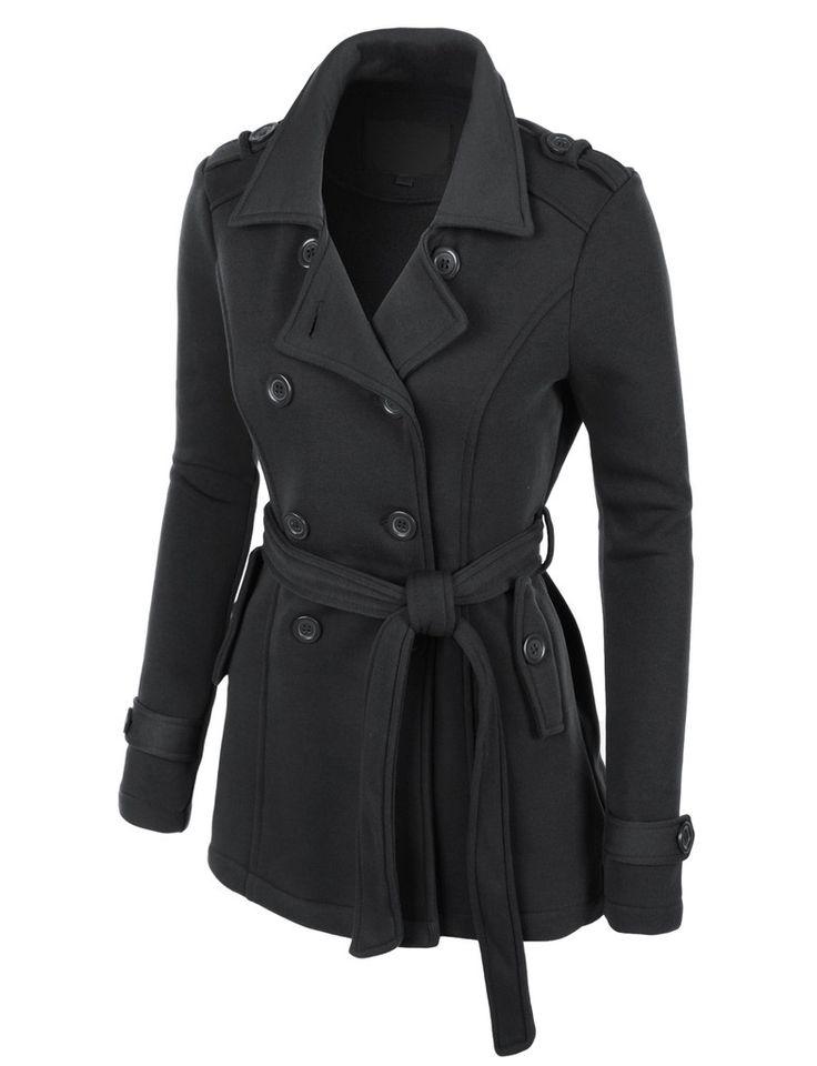 Pea coats tall women