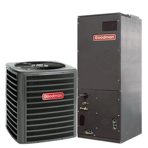 Goodman 2 Ton 14.5 SEER Variable Speed Heat Pump Air Conditioner System