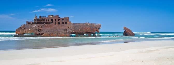 For unspoilt landscapes & a tropical climate visit #CapeVerde #Caribbean #Travel