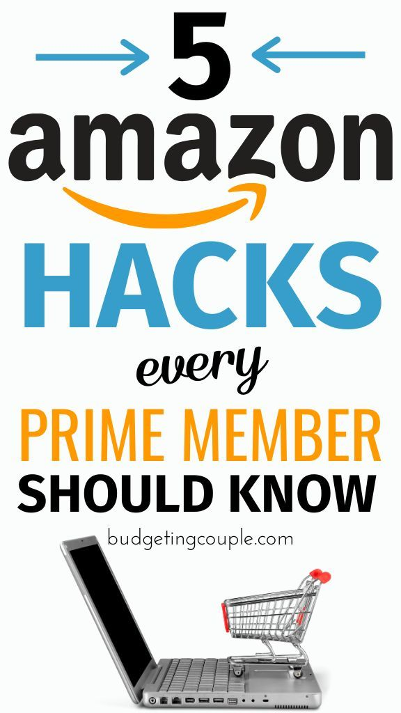 Ultimate Amazon Hacks Amazon Hacks Best Money Saving Tips