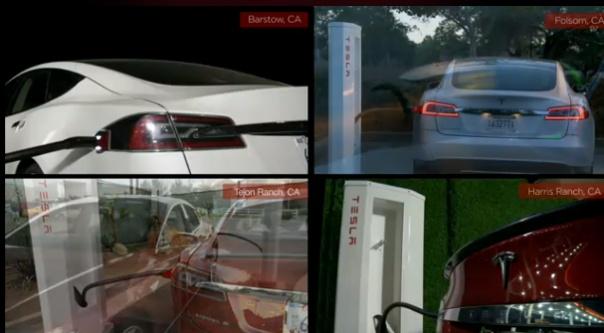 Tesla charging stations 2012-09-24