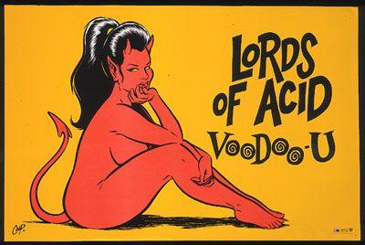 Lords of acid - COOP - Voodoo U
