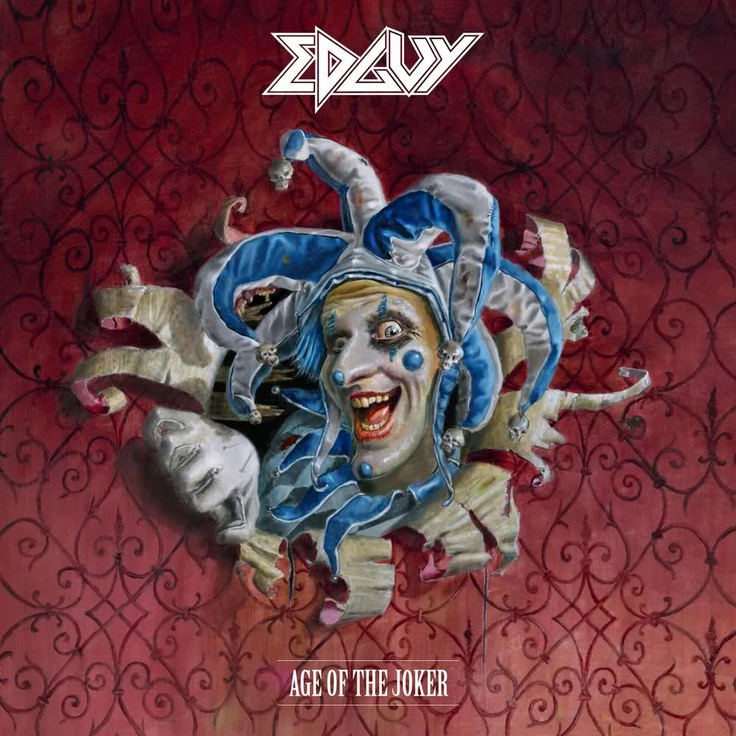 Age Of The Joker (Edguy)