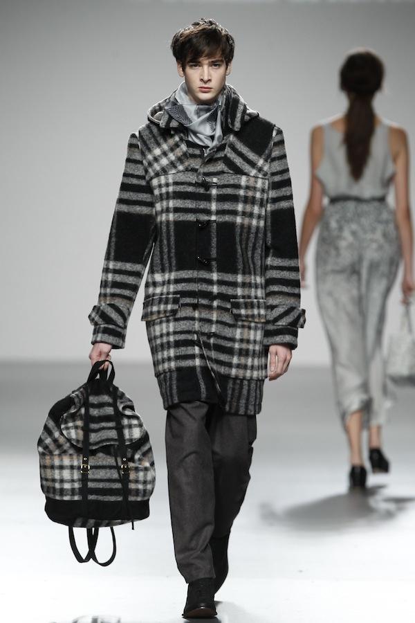 Colmillo de Morsa - FW12 Caminos de Nopal - Mercedes Benz Fashion Week Madrid