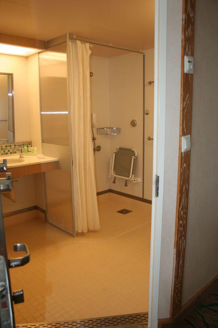 8040 Junior Suite Handicapped accessible stateroom ...