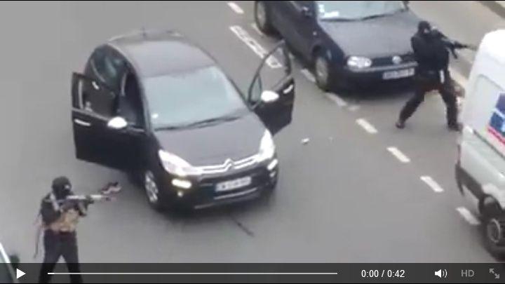 Attentat à Charlie Hebdo : retour sur trois jours sanglants qui ont secoué le pays - SudOuest.fr