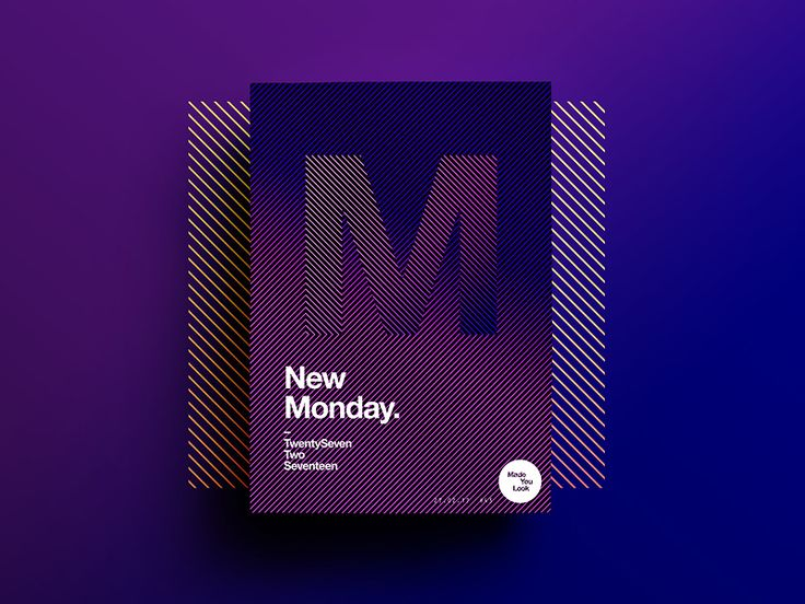 👁Made You Look👁 | 43 | New Monday. by ∆ Studio–JQ ∆