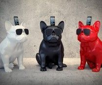 AeroBull iPhone Bluetooth Speaker #I know my wife will be adding one of these to her home office!!
