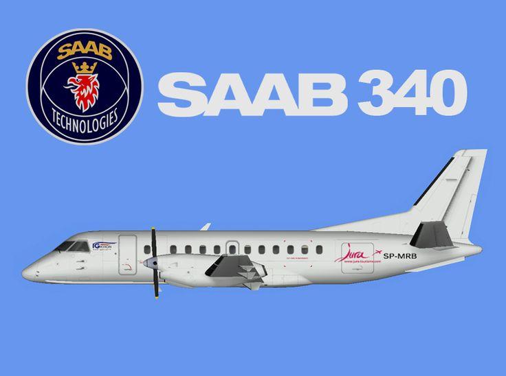 SkyTaxi SAAB 340 Opf IGavion FS9