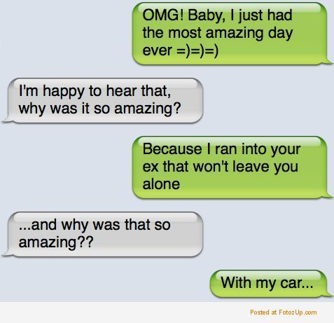 Haha this is the best:)