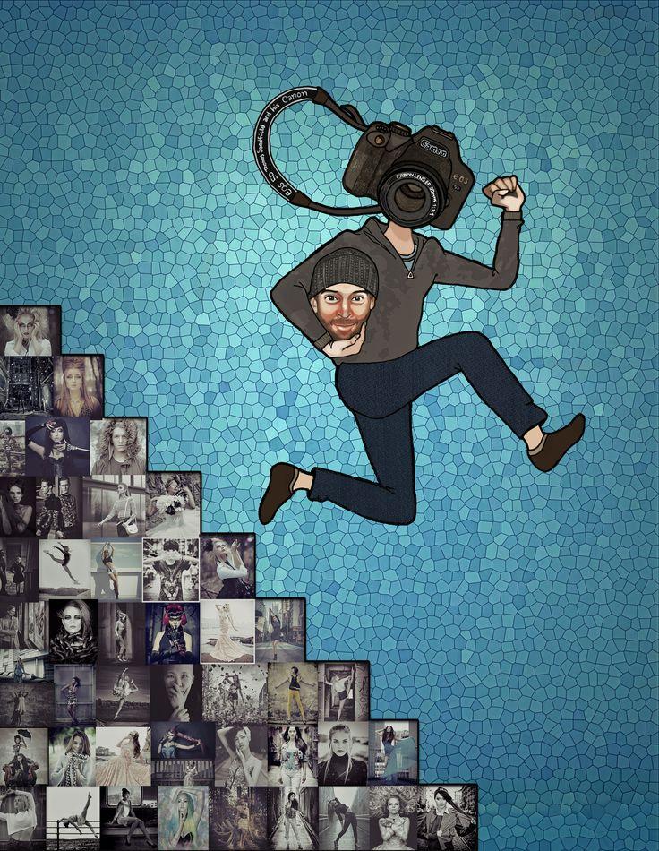 Crazy Photographer by Anna Rósa Lossius on 500px