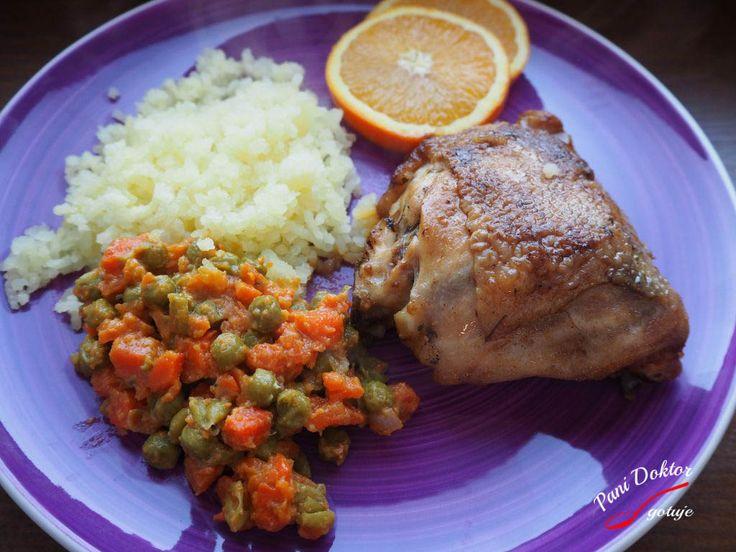 Kurczak w melasie